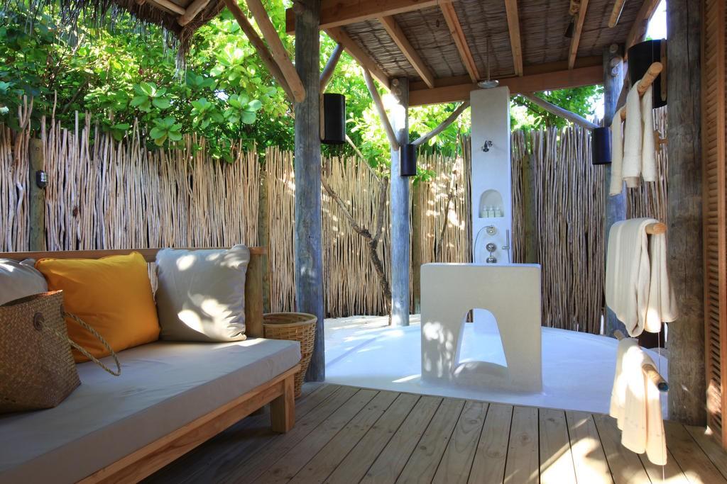 Banheiro ao ar livre (Foto: Reprodução)