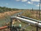Falta de chuva diminui a capacidade da represa de Sobradinho, na BA