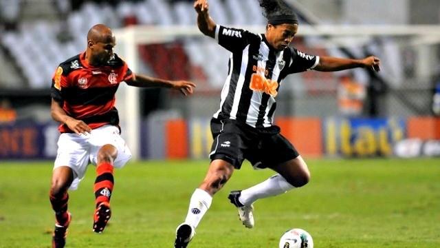 Atlético MG X Flamengo (Foto: André Durão/Globoesporte.com)