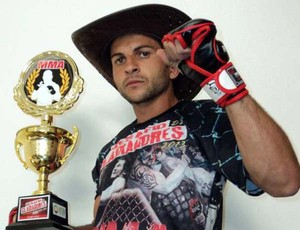 Charles MMA Itaúna (Foto: arquivo pessoal / Charles Reis)