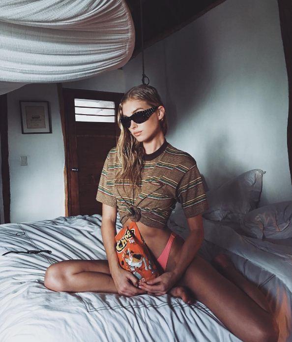 Elsa Hosk (Foto: Reprodução/ Instagram)