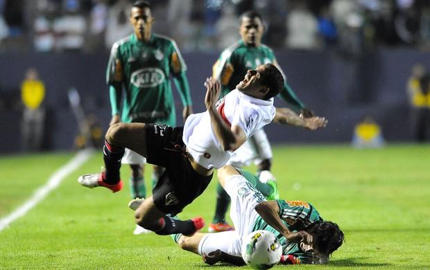 Palmeiras x São Paulo, Henrique (Foto: Marcos Ribolli / Globoesporte.com)
