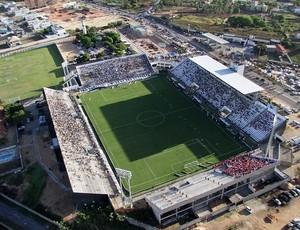 Estádio Frasqueirão, em Natal - ABC (Foto: Canindé Soares)