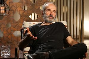 Osmar Prado em entrevista ao 'Grandes Atores' (Foto: VIVA)