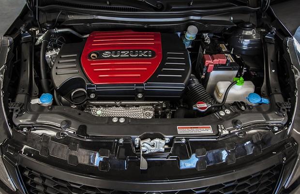 Suzuki Swift Sport R (Foto: Murilo Mattos / Divulgação)