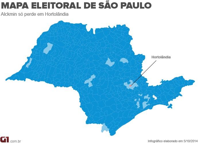 Mapa - SP