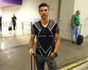 Com despedida de Guerreiro, Coelho fecha equipe para jogo contra o Sport