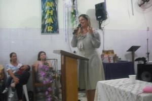 Viviane Brunieri, ex-Ronaldinha (Foto: Reprodução/Facebook)