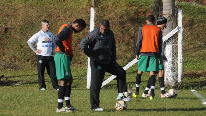 Celso Rodrigues Chapecoense (Foto: Cleberson Silva / Chapecoense)