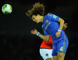 david luiz chelsea x monterrey (Foto: Getty Images)