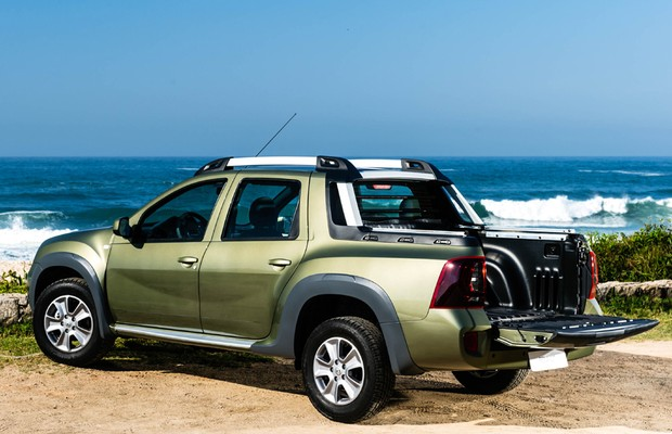 Renault Duster Oroch (Foto: Renault)