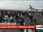 Confira vídeos dos atentados terroristas em Bruxelas
