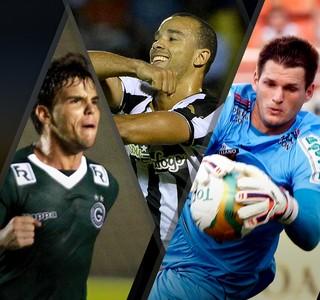 Carrossel jogadores (Foto: GloboEsporte.com)