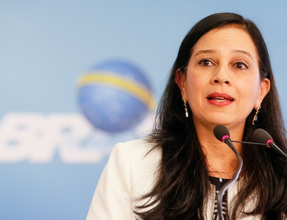 A advogada-geral da União, Grace Mendonça (Foto: Beto Barata/PR)