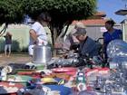 Feiras em MS vão além do hortifrúti e vendem e consertam utensílios