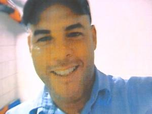 Elton Renato Nunes Francisco, de 34 anos, é suspeito de matar enteada em Araraquara (Foto: DIG/Divulgação)