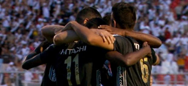 Ponte Preta vence o São Caetano no Campeonato Paulista (Foto: Reprodução / EPTV)