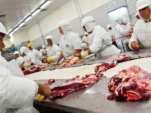 Safra recorde de grãos e produção de carne amenizaram a queda do PIB paranaense em 2015 (Foto: Divulgação/Sistema FAEP)