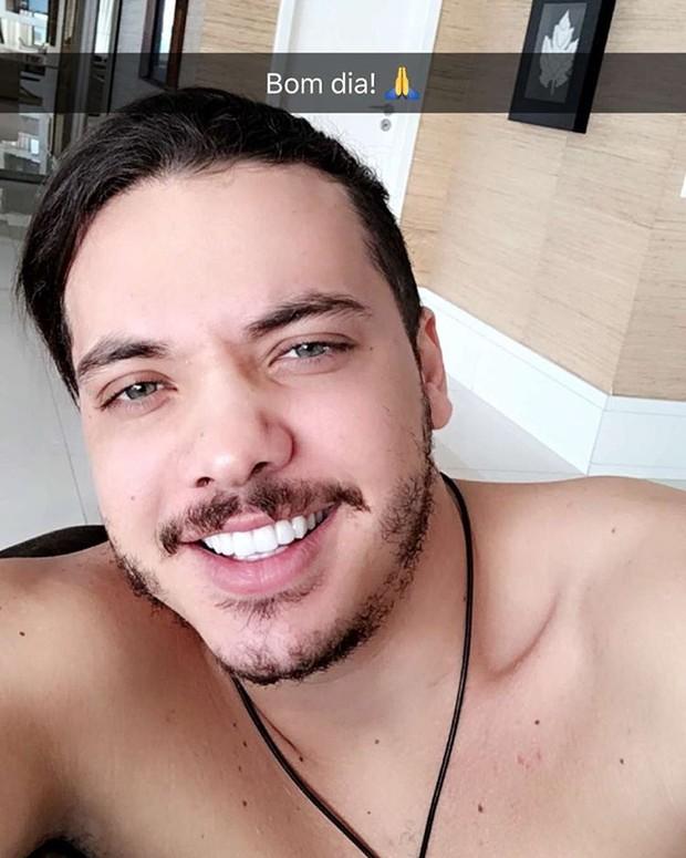 Wesley Safadão (Foto: Reprodução / Instagram)