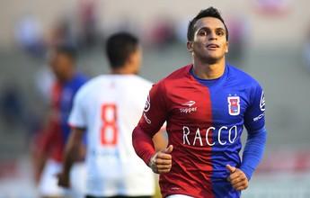 """Murilo pede mudança de atitude na Arena: """"Em Joinville, essa camisa pesa"""""""