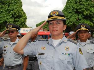 Coronel Palmira Bittencourt vai se candidatar pela primeira vez ao Senado (Foto: Palmira Bittencourt/Arquivo Pessoal)