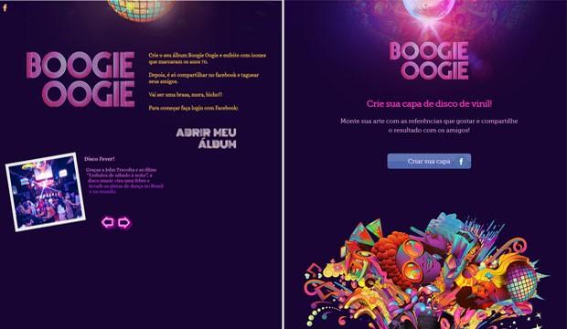 Dois aplicativos de Facebook te levam para o clima da nova novela das seis da Globo (Foto: Divulgação)