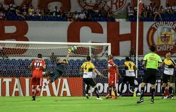 """Apesar do revés, Raphael Silva vê Criciúma no caminho certo: """"Pegada"""""""