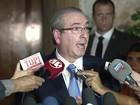 Cunha fala em 'intervenção' do STF e diz que recorrerá de afastamento