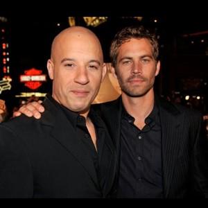 Vin Diesel publicou uma foto após morte do ator Paul Walker (Foto: Reprodução/Instagram)