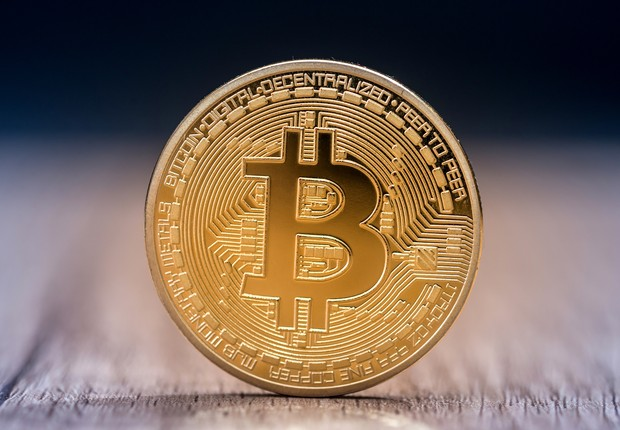 Moeda digital Bitcoin (Foto: Thinkstock)