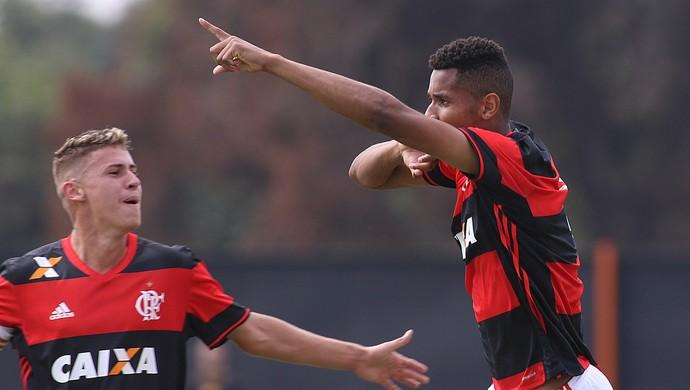 Flamengo sub-20 (Foto: Divulgação / Flamengo)