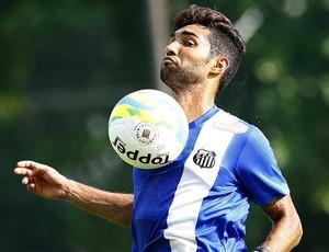 Alan Santos (Foto: Ricardo Saibun/Divulgação Santos FC)