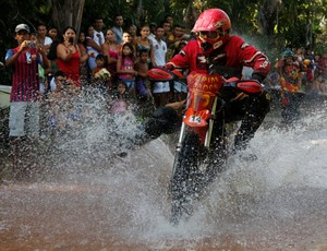Rallye do Sol 2013 - moto (Foto: Moisés Henrique/Arquivo pessoal)