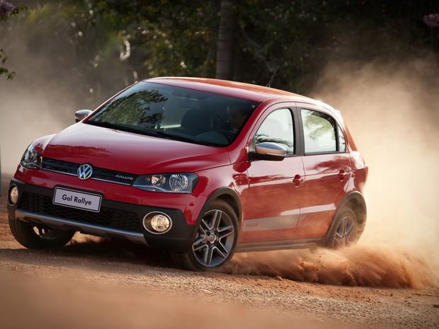 Volkswagen Gol Rallye 2014 (Foto: Divulgação)