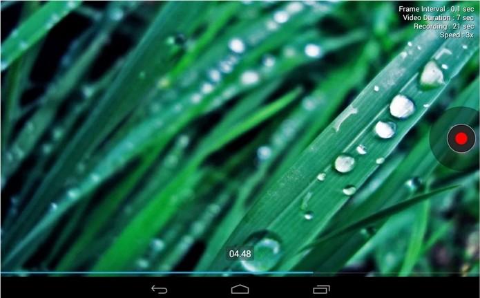 Framelapse é um aplicativo que faz time-lapses simples para Instagram ou YouTube (Foto: Divulgação/Play Store)