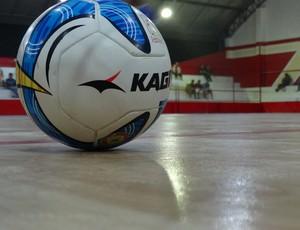 Bola futsal (Foto: André Ráguine / GloboEsporte.com)