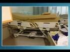 Fotos mostram macas sem uso e UTI desativada em hospital de Uberlândia