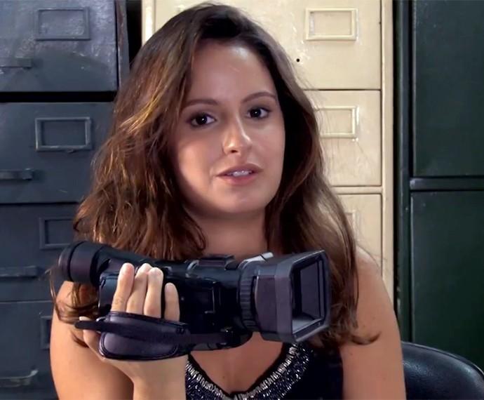 Amanda de Godoi shippava Perina e Cobrade em 'Malhação Sonhos' para (Foto: Gshow)