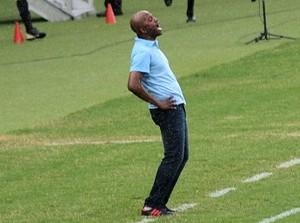 Thiago Oliveira treinador do Dom Bosco (Foto: Olimpio Vasconcelos)