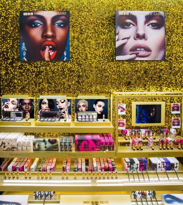 Espaço na Sephora (Foto: Reprodução/Instagram)