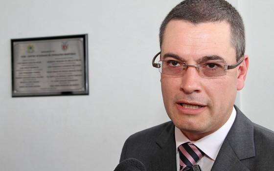 Delegado federal Maurício Valeixo (Foto: Rodrigo Leal/ Appa)