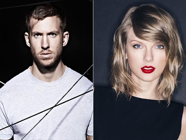 Taylor Swift e Calvin Harris podem ser o novo casal da música (Foto: Divulgação)