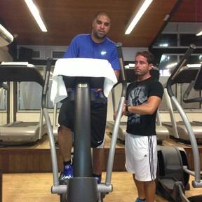 Adriano (Foto: Instagram/ Reprodução)