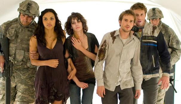 Para dar mais realidade ao filme, algumas cenas foram gravadas pelos próprios atores (Foto: Divulgação/Reprodução)