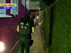 Suspeitos de comercializar armas e munições para traficantes são presos