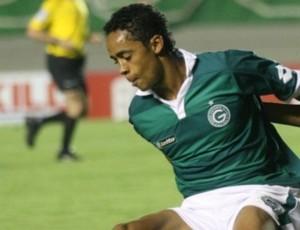 Felipe Amorim, atacante do Goiás (Foto: Rosiron Rodrigues/Goiás E.C.)