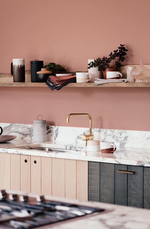 Top 10 cozinhas rosa (Foto: divulgação)