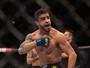 "Tavares ironiza jornalistas americanos por votos no ranking do UFC: ""Fetiche"""