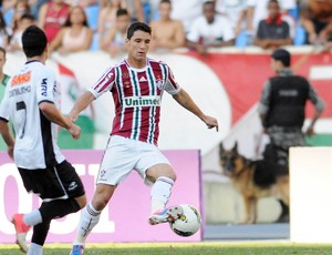 Thiago Neves Fluminense x Atlético-MG (Foto: Dhavid Normando / Photocamera)