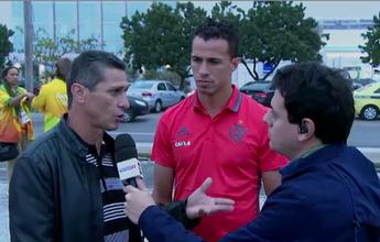 Damião e Jorginho elogiam Seleção e confiam na conquista do ouro olímpico